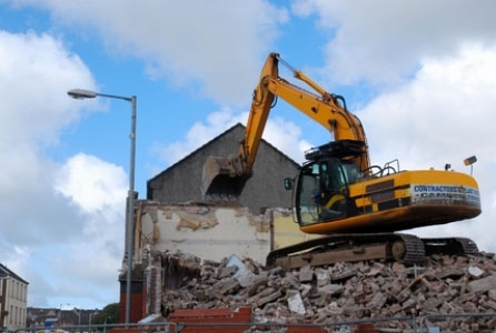 Demolition Risk Assessment